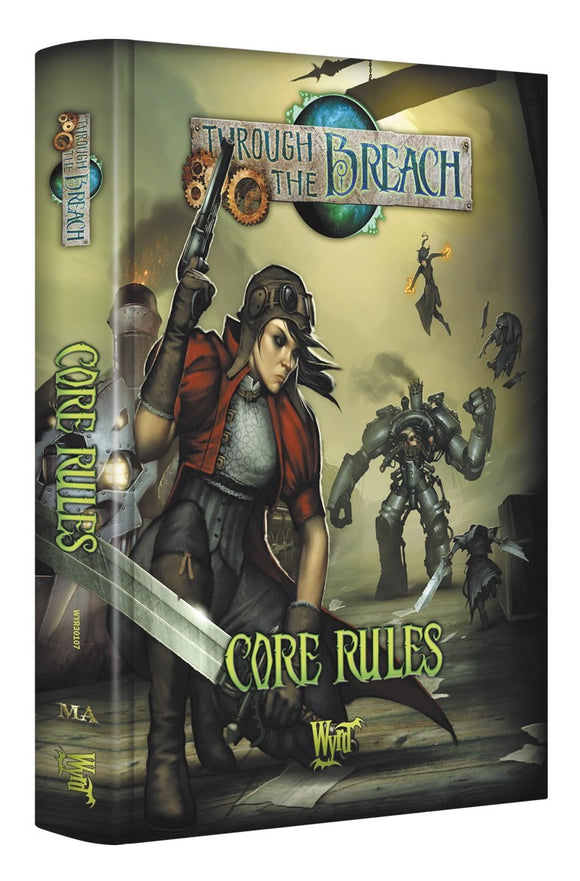 Through The Breach Second Edition