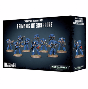 SPACE MARINES PRIMARIS INTERCESSORS - Game State Store