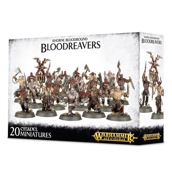 KHORNE BLOODBOUND BLOODREAVERS - Game State Store