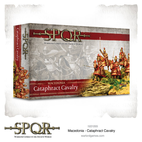 Macedonian Macedonian Cataphracts - Game State Store