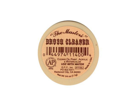 MASTERS BRUSH CLEANER 1/4OZ