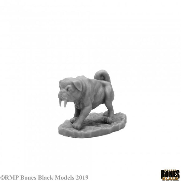 Sabertooth Pug RBB