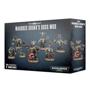 ORKS WARBOSS GRUKK'S BOSS MOB - Game State Store