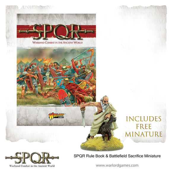 SPQR Rulebook - Game State Store