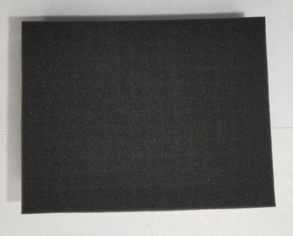 Battle Foam Large 4 inch (100 mm) thick Pluck Foam Tray
