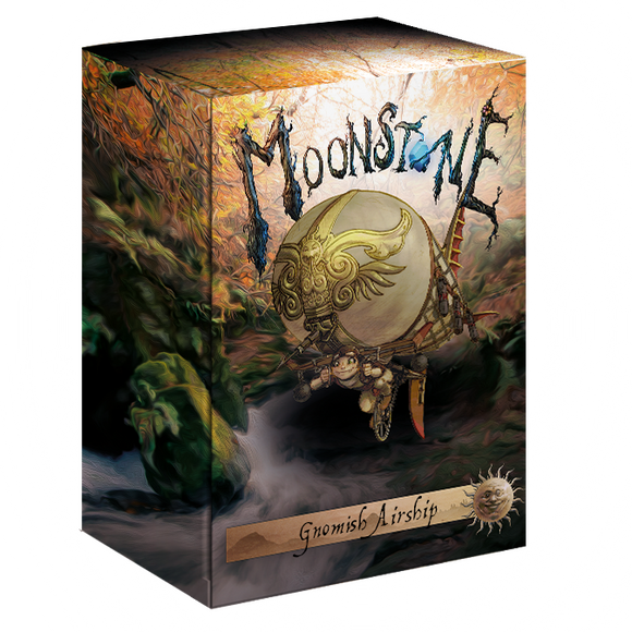 Gnomish Airship - Game State Store