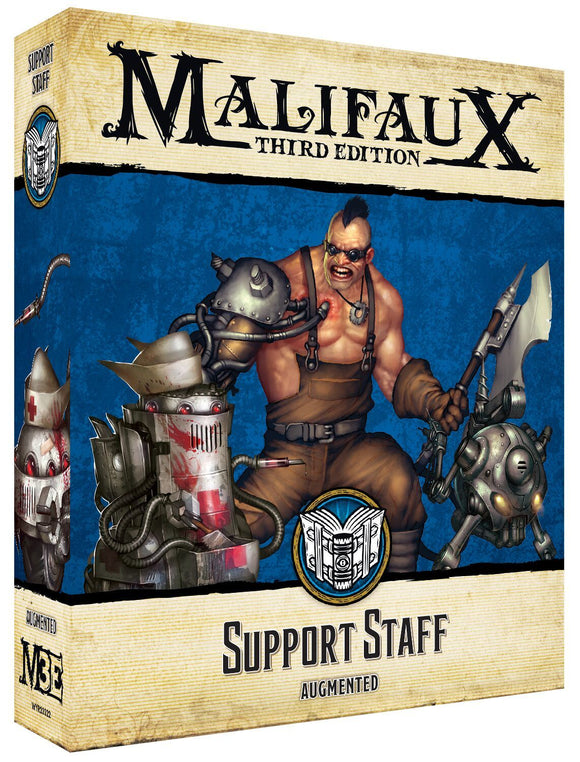 Support Staff Pre-order - Arrive Jan 2020 - Game State Store