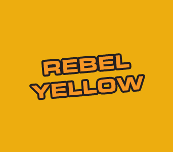 Secret Weapon Acrylics: Rebel Yellow - Game State Store
