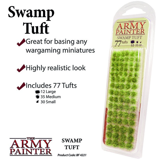 Swamp Tuft - Game State Store