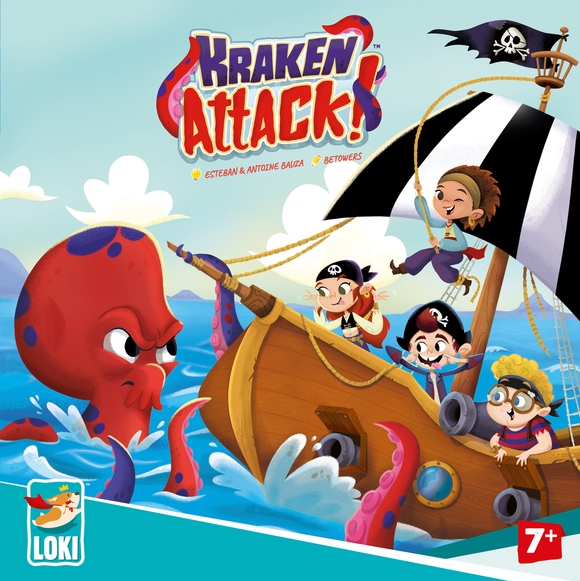iello Kraken Attack - Game State Store
