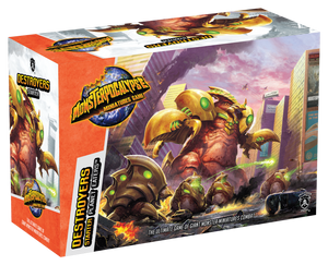 Monsterpocalypse, Destroyers Starter Set (resin) - Game State Store