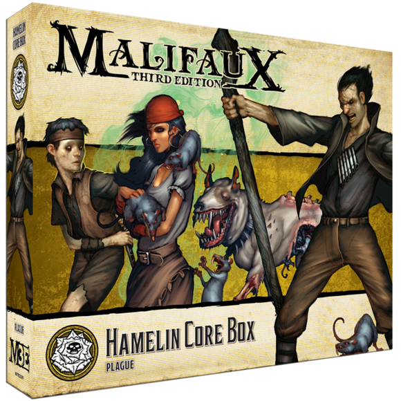Hamelin Core Box - M3e - Game State Store