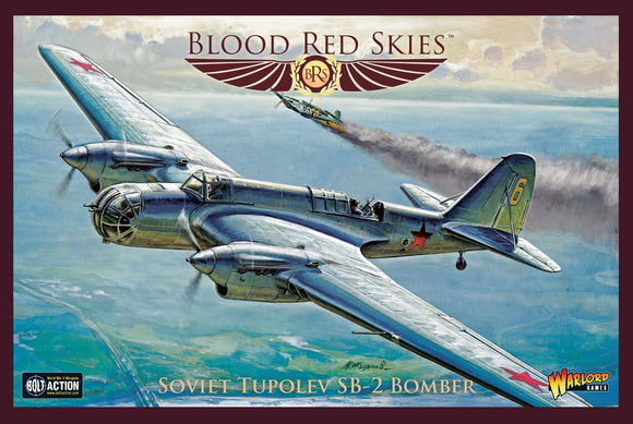 Soviet Tupolev ANT-40 (SB-2) Bomber - Game State Store