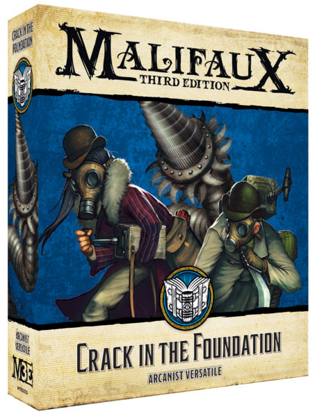 Crack in the Foundation - Game State Store