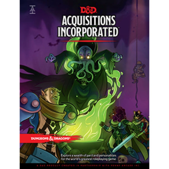 D&D Acquisition Incorporated HC - Game State Store