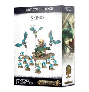 START COLLECTING! SKINKS - Game State Store