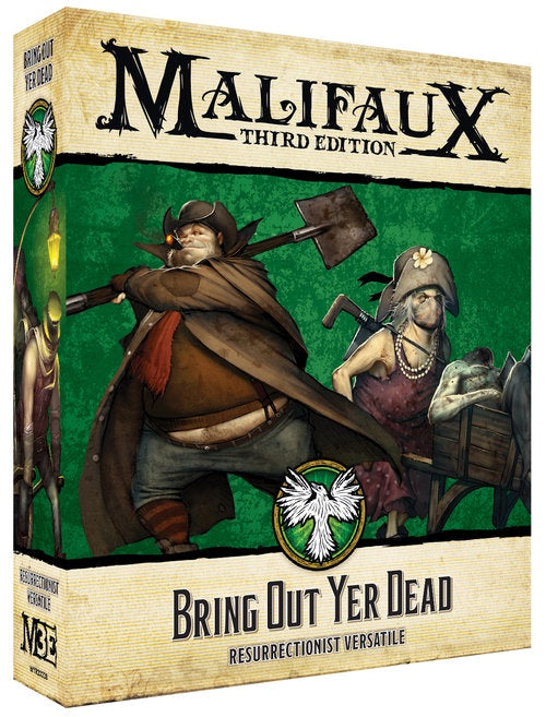 Bring Out Yer Dead Pre-order - Arrive Jan 2020 - Game State Store