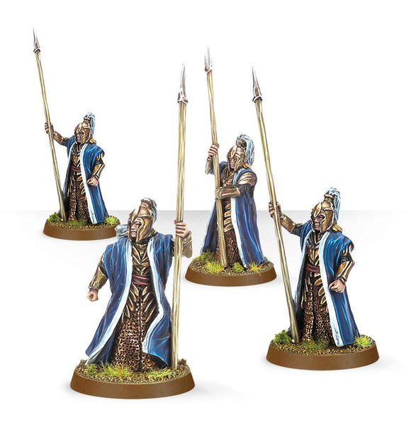 Web Order LOTR Hobbit Guards of the Galadhrim Court