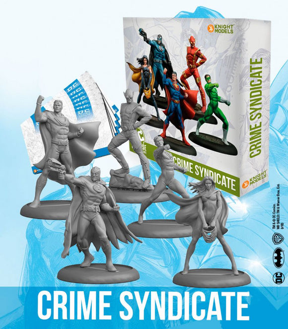 Crime Syndicate - Game State Store