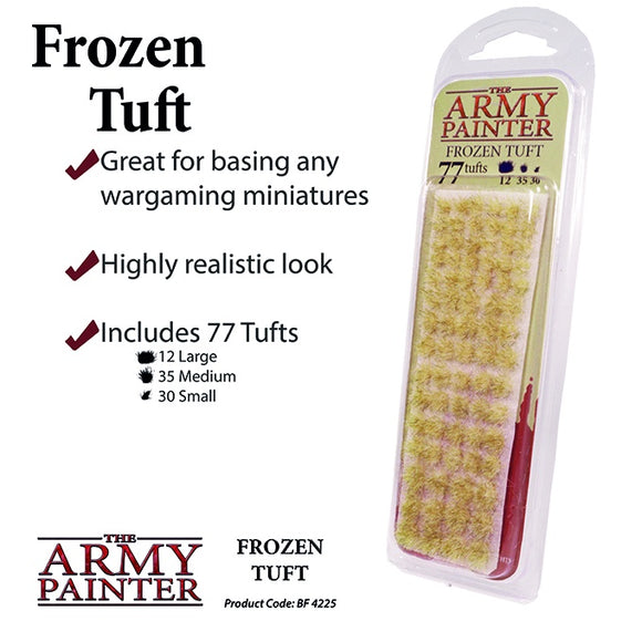 Frozen Tuft - Game State Store