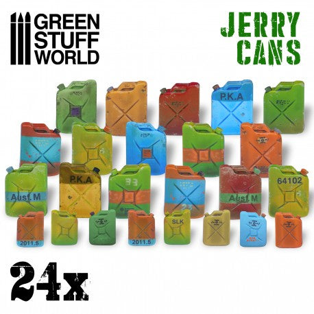 GSW Jerry Cans
