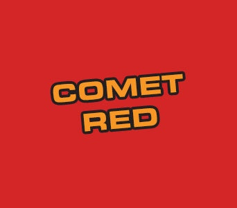 Secret Weapon Acrylics: Comet Red - Game State Store