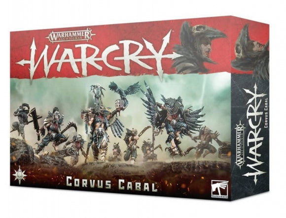WARCRY: CORVUS CABAL - Game State Store