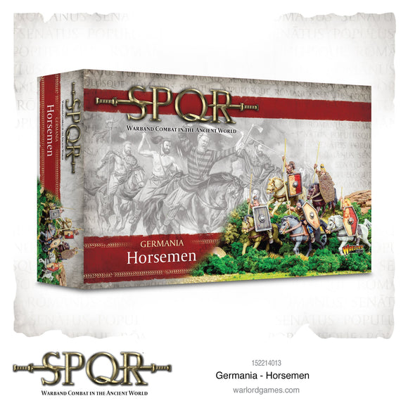 Germania Horsemen - Game State Store