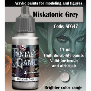 SFG MISKATONIC GREY 17 mL - Game State Store