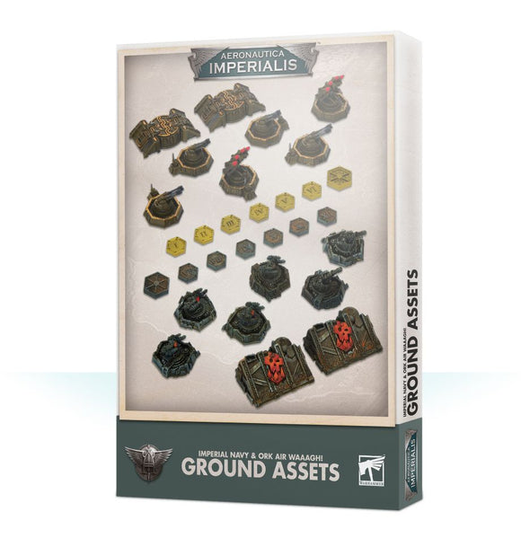 AERO/IMPER: IMPERIAL & ORK GROUND ASSETS - Game State Store