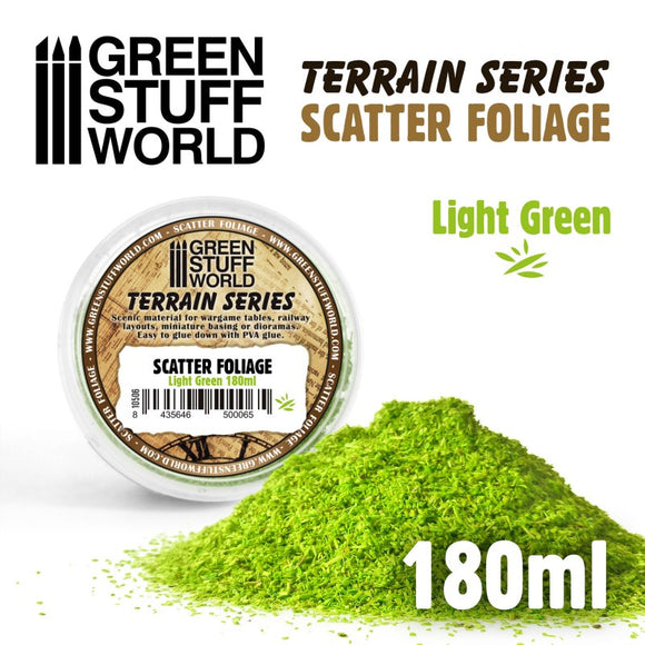 GSW Scatter Foliage Light Green 180 ml