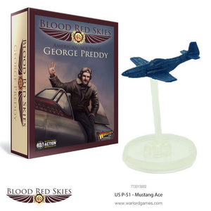 US P51 Mustang Ace (George Preddy) - Game State Store