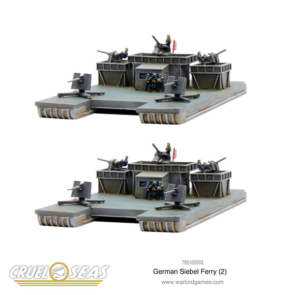 German Siebel Ferry (2) - Game State Store