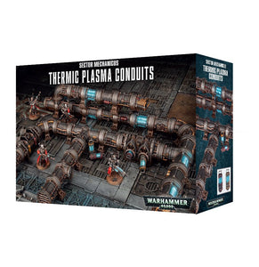 WARHAMMER 40000: THERMIC PLASMA CONDUITS - Game State Store