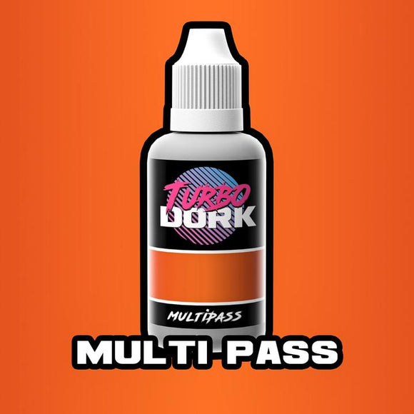 Turbo Dork Multi Pass Metallic Acrylic Paint - 20ml Bottle - Game State Store