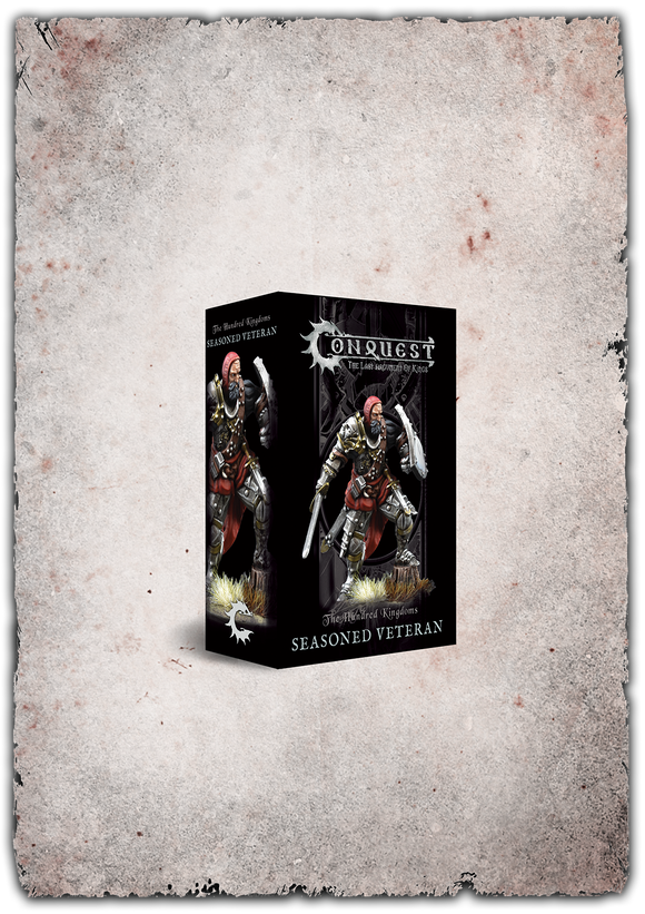 Conquest Hundred Kingdoms Seasoned Veteran - Game State Store