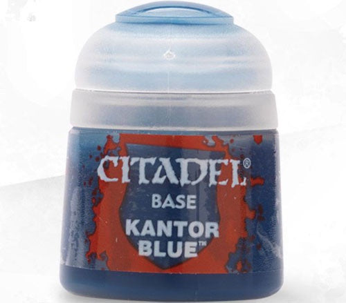 BASE: KANTOR BLUE (12ML) - Game State Store