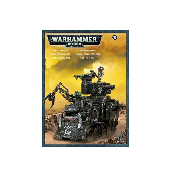 ORK BATTLEWAGON - Game State Store