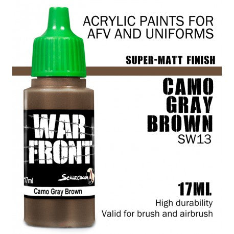 SW SS CAMO GRAY BROWN 17 mL - Game State Store