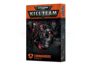 KILL TEAM: COMMANDERS (ENGLISH) - Game State Store