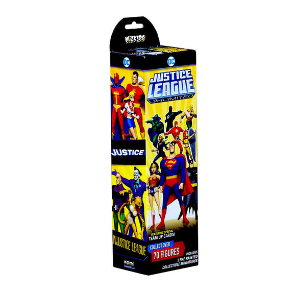 DC HeroClix: Justice League Unlimited Booster (Each)