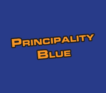 Secret Weapon Acrylics: Principality Blue - Game State Store