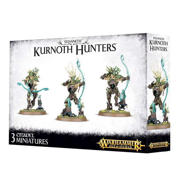 SYLVANETH KURNOTH HUNTERS - Game State Store