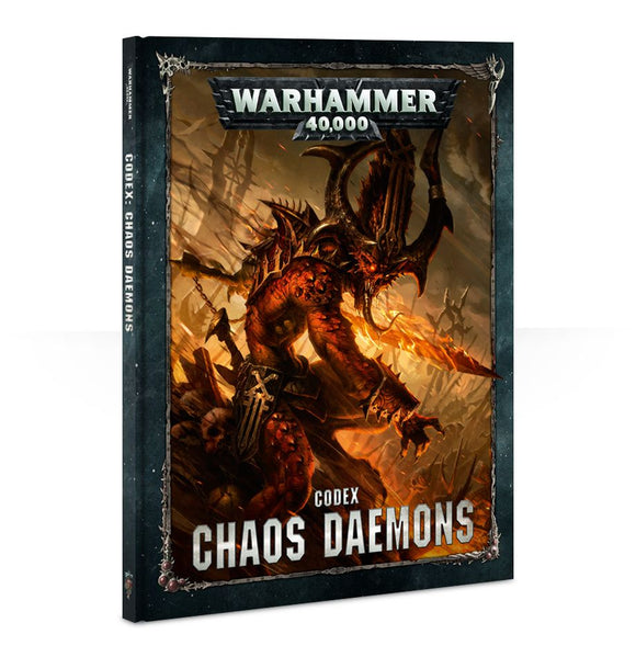 CODEX: CHAOS DAEMONS (HB) (ENGLISH) - Game State Store