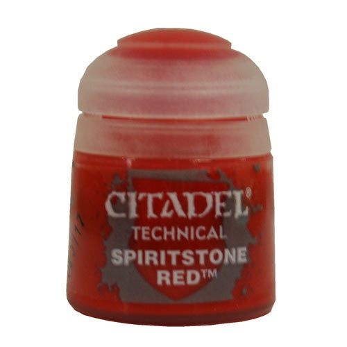 TECHNICAL: SPIRITSTONE RED (12ML)