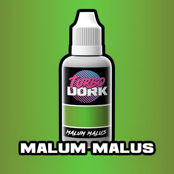 Turbo Dork Malum Malus Metallic Acrylic Paint - 20ml Bottle - Game State Store