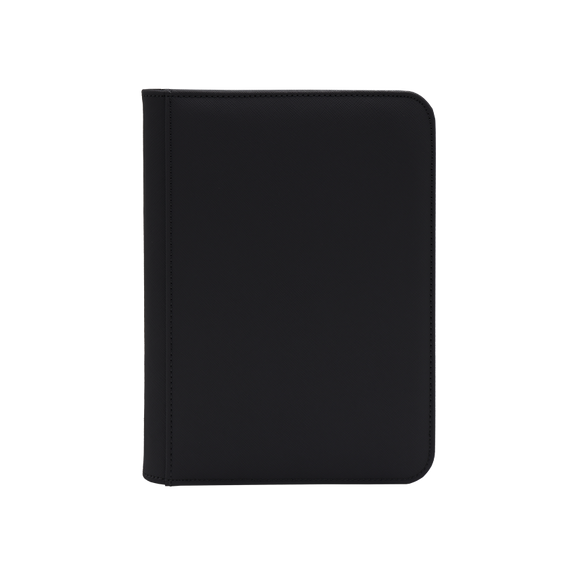 Dex Zipper Binder 4 - Black