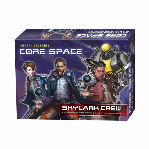 Core Space Skylark Crew - Game State Store