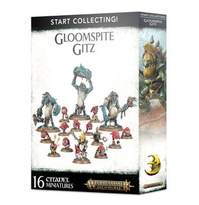 START COLLECTING! GLOOMSPITE GITZ - Game State Store
