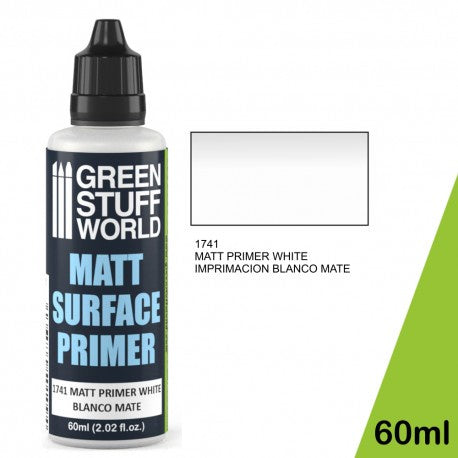 GSW - Matt White Surface Primer 60ml